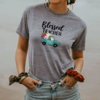 Blessed Teacher T-Shirt