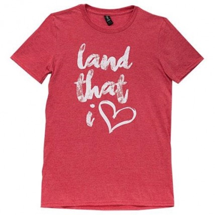 Land That I Heart T-Shirt