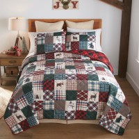 Snow Day Quilt Set