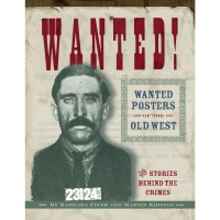 Wanted Posters Book